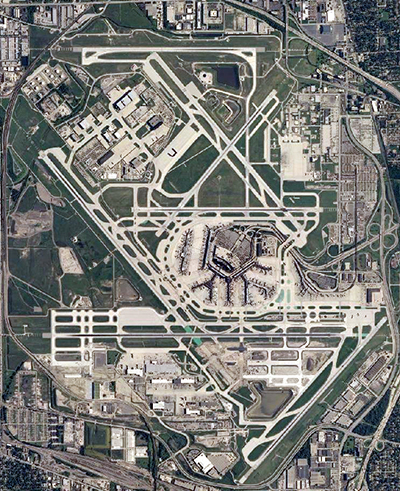 OHare International Airport USGSR
