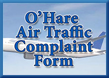 O'Hare Air Traffic Complaint Form